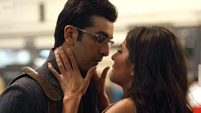 Ranbir Kapoor and Katrina Kaif in Raajneeti