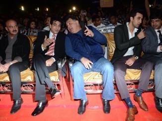 Rakesh Roshan, Jeetendra, Rishi Kapoor, Ranbir Kapoor at Umang 2016