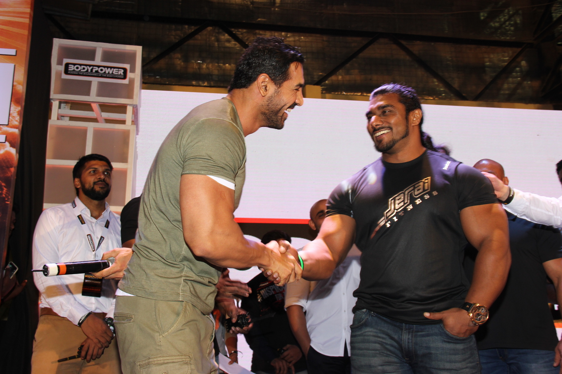 Pin John Abraham Body Building Workout on Pinterest