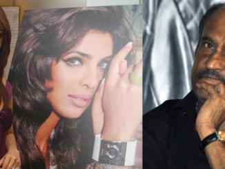 Priyanka Chopra and Rajnikanth