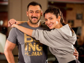 Salman Khan, Anushka Sharma in Sultan