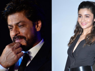 Shah Rukh Khan and Alia Bhatt