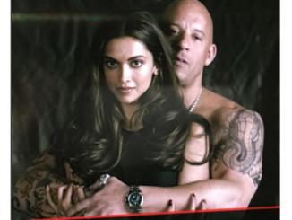 Deepika Padukone, Vin Diesel. Image Courtesy: Instagram