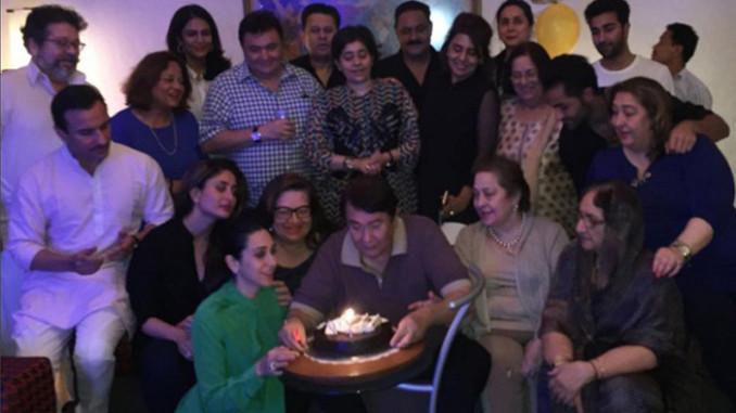 Kapoor family