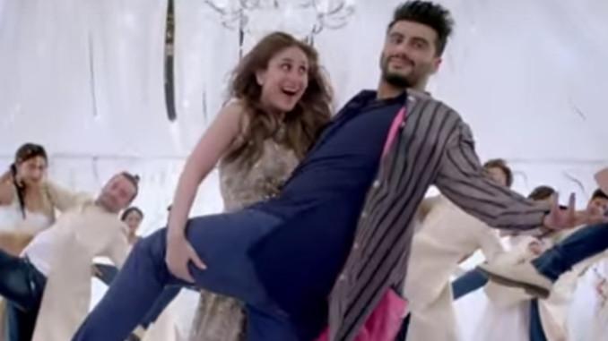 Kareena Kapoor, Arjun Kapoor in High Heels