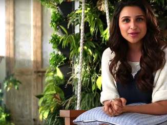 Parineeti Chopra announcing Meri Pyaari Bindu