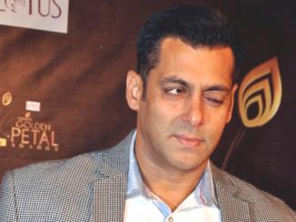 Salman Khan at an earlier event