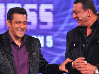 Salman Khan, Sanjay Dut