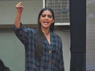 Sonam Kapoor waiting for her next film Neerja to release