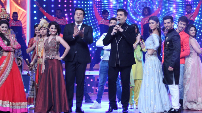 Celebs at Colors Golden Petal Awards