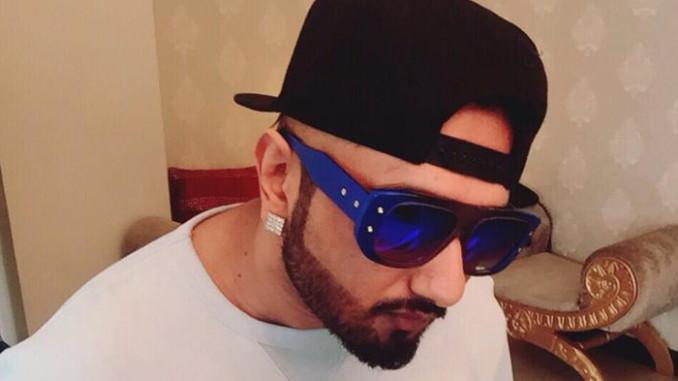 Honey Singh. Image Courtesy: Facebook