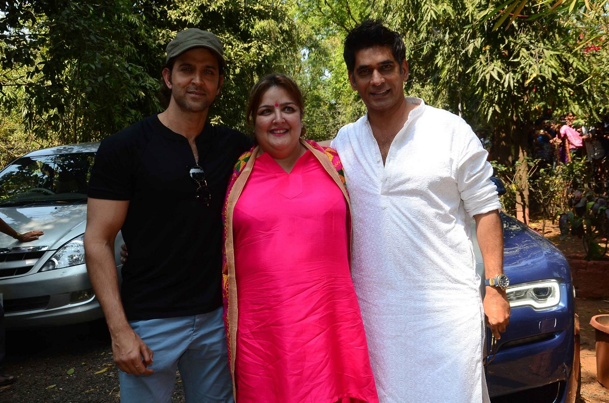 Fat To Fit! Hrithik's Sister Sunaina's Transformation ...