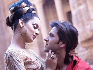 Kangana Ranaut, Hrithik Roshan in Krrish 3