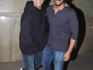 Karan Johar, Arjun Kapoor