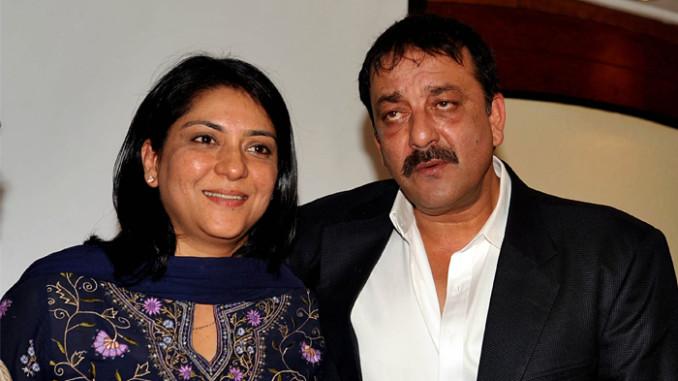 Priya Dutt, Sanjay Dutt