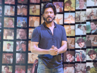 Shah Rukh Khan at Fan trailer launch
