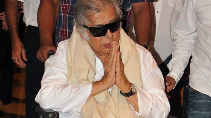 A file photo of Shashi Kapoor