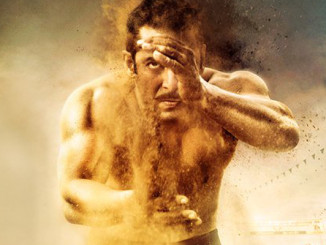 Salman Khan in Sultan poster