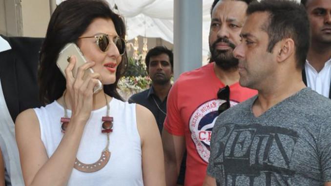 Sangeeta Bijlani, Salman Khan