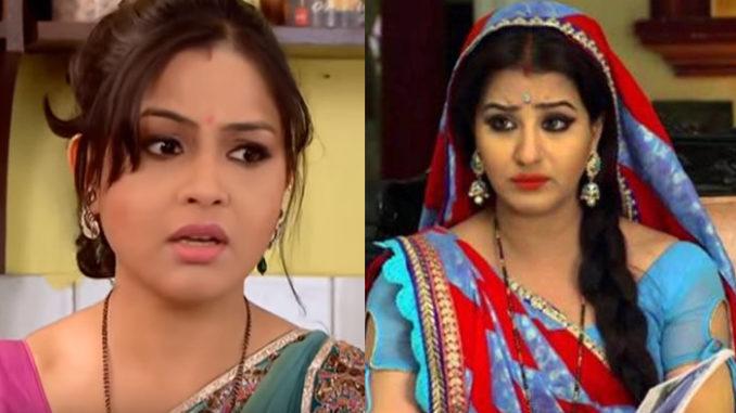 Shubhangi Atrey, Shilpa Shinde