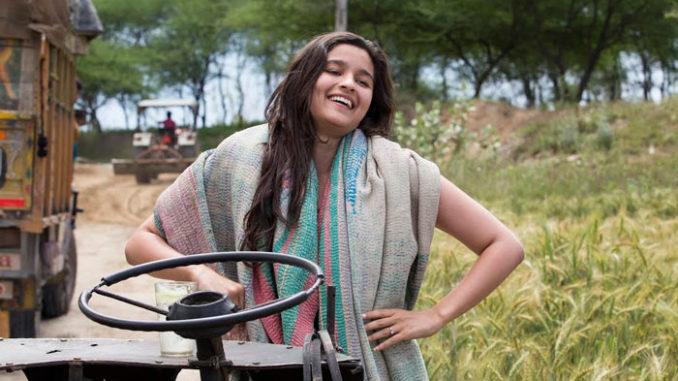 Alia Bhatt in Patakha Guddi