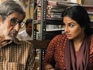 Amitabh Bachchan, Vidya Balan in TE3N