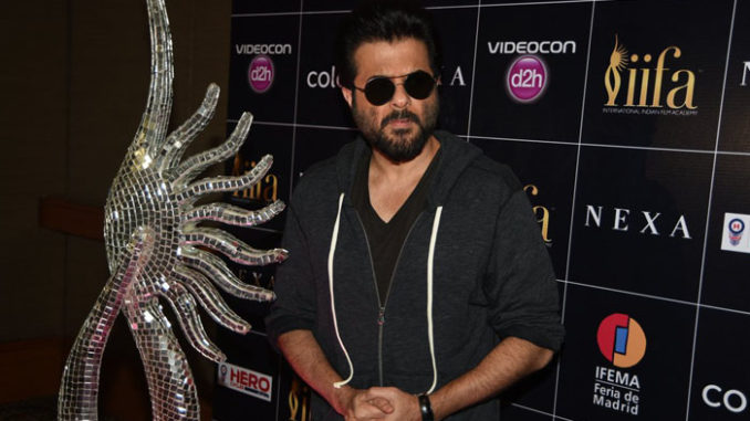 Anil Kapoor at IIFA 2016 voting day opening