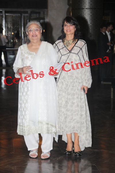 Honey Irani, Adhuna Bhabani
