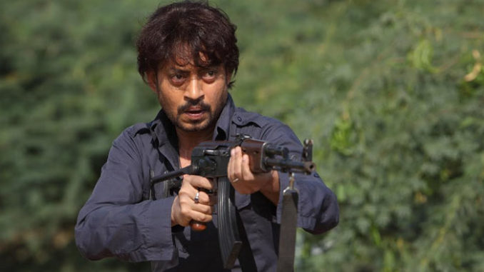 Irrfan Khan in D Day
