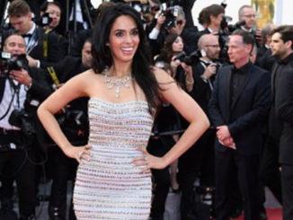Mallika Sherawat walks the red carpet at Cannes Film Festival 2016