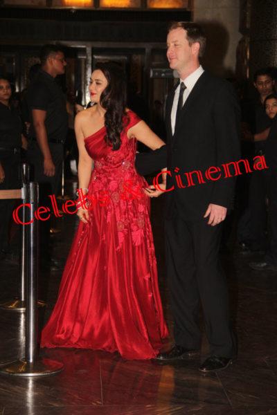 Preity Zinta, Gene Goodenough