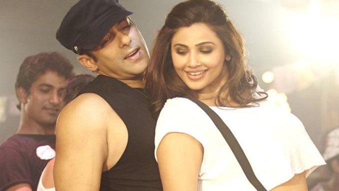 Salman Khan, Daisy Shah in Jai Ho