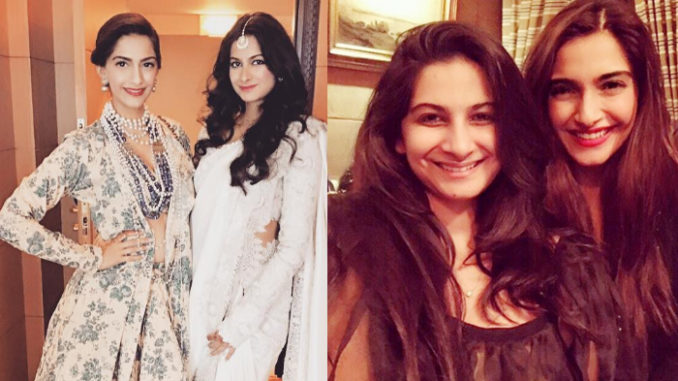 Sonam Kapoor, Rhea Kapoor. Image Courtesy: Instagram