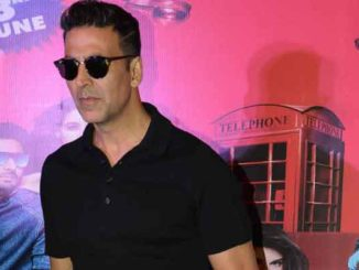 Akshay Kumar during Housefull 3 promotions