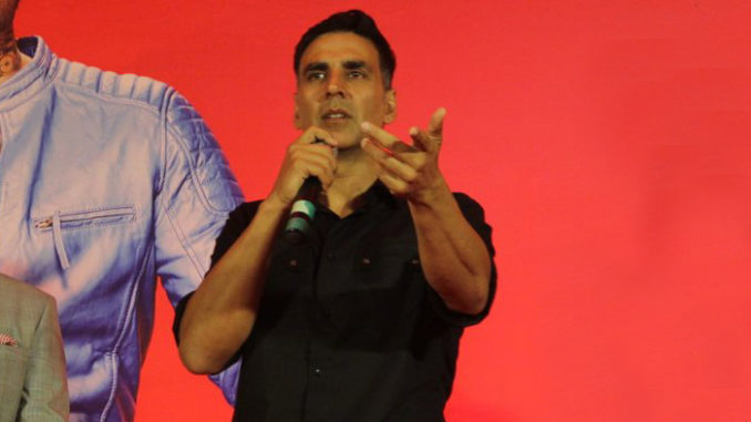 Akshay Kumar at Housefull 3 success meet