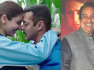 Anushka Sharma, Salman Khan in Sultan, Rahat Fateh Ali Khan