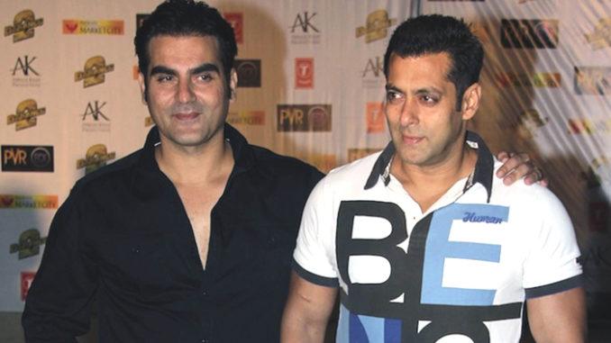 Arbaaz Khan, Salman Khan