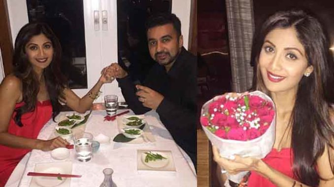 Pre-birthday celebrations of Shilpa Shetty by Raj Kundra. Image Courtesy: Instagram