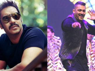 Ajay Devgn, Salman Khan