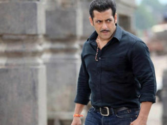 Salman Khan in Dabangg 2