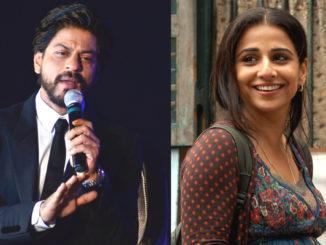 Shah Rukh Khan, Vidya Balan