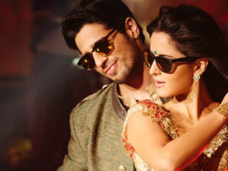 Sidharth Malhotra, Katrina Kaif in 'Kala Chashma' song from 'Baar Baar Dekho'