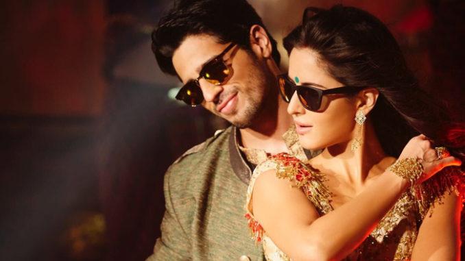 Sidharth Malhotra, Katrina Kaif in 'Kala Chashma' song from 'Baar Baar Dekho'