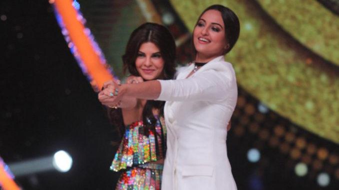 Jacqueline Fernandez, Sonakshi Sinha in a dance face-off on Jhalak Dikhhla Jaa
