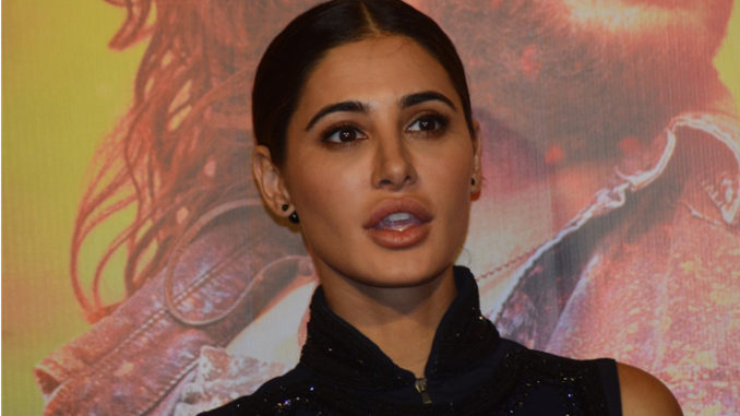 Nargis Fakhri at Banjo trailer launch