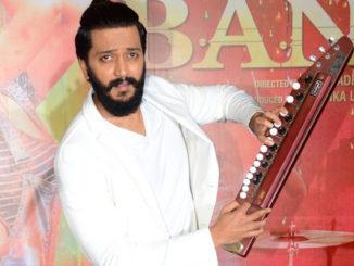 Riteish Deshmukh at the trailer launch of Banjo