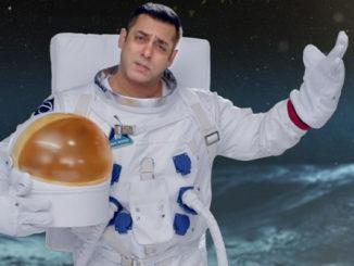 Salman Khan in the Bigg Boss Season 10 promo