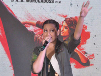 Sonakshi Sinha at the launch of Rajj Rajj Ke