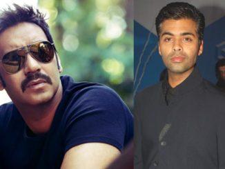 Ajay Devgn, Karan Johar