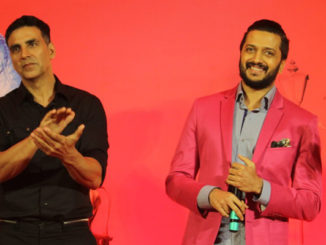 Akshay Kumar, Riteish Deshmukh at the success party of Housefull 3